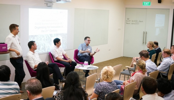 ESADE Business School partners with Aalto University Executive Education to explore innovation ...